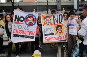 shin corruption